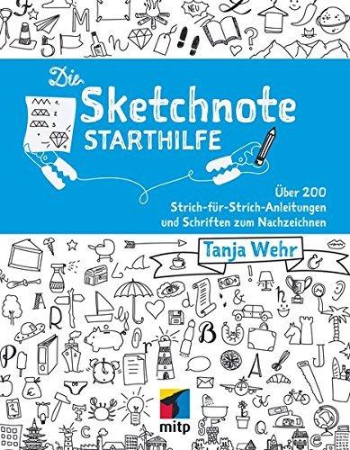 Tanja Wehr Sketchnote Starthilfe