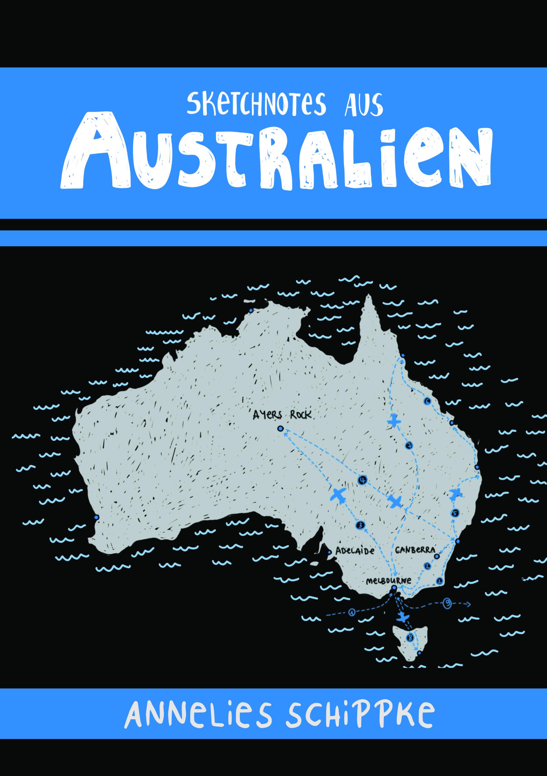 Reisetagebuch Australien DRUCK